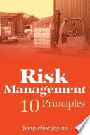 Risk Management  10 Principles