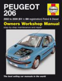 Peugeot 206 Petrol And Diesel Service And Repair Manual