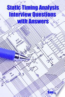 Static Timing Analysis Interview Questions with Answers