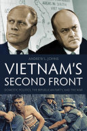 Vietnam s Second Front From Multiple Perspectives For Decades But Domestic Considerations