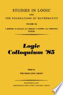 illustration Logic Colloquium '85