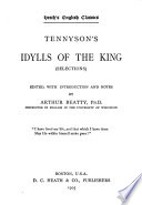 Idylls of the King  selections