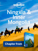 Lonely Planet Ningxia   Inner Mongolia