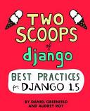 Two Scoops Of Django book