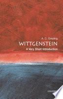 Wittgenstein  A Very Short Introduction