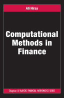 Computational Methods in Finance