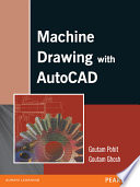 Machine Drawing with AutoCAD