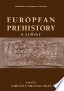 European Prehistory