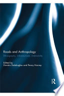 Roads and Anthropology