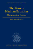 The Porous Medium Equation