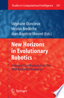 New Horizons In Evolutionary Robotics
