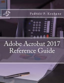 Adobe Acrobat 2017 Reference Guide