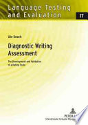 Diagnostic Writing Assessment
