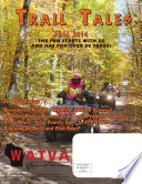 WATVA Trail Tales: Fall 2014 Utv Association S Quarterly Publication Trail Tales