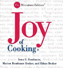 Joy Of Cooking  Miniture Edition 1 Book PDF