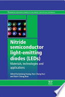 Nitride Semiconductor Light Emitting Diodes  LEDs