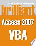 Brilliant Microsoft Access 2007 VBA
