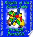 Children s Knights of the Round Table Birthday Party Kit and Party Games