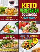 Keto Vegetarian Cookbook 2019 2020
