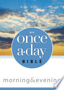 NIV, Once-A-Day: Morning and Evening Bible, eBook