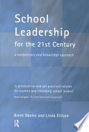 School Leadership for the 21st Century