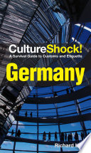 CultureShock  Germany