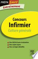 Concours Infirmier Culture g  n  rale Entra  nement