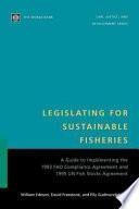 Legislating for Sustainable Fisheries