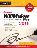 Quicken WillMaker Plus 2015 Edition