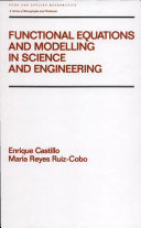 Functional Equations and Modelling in Science and Engineering