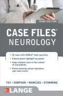 Case Files Neurology  Third Edition