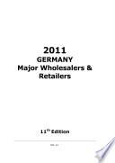 GERMANY Major Wholesalers   Retailers Directory