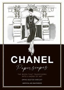 Book Chanel Paperscapes