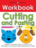 Cutting and Pasting Motorskills Workbook