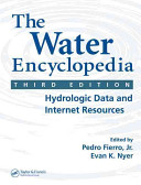 The Water Encyclopedia Third Edition