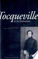 Tocqueville et la litt  rature