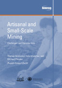 Book Artisanal and Small-scale Mining