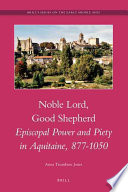 Noble Lord, Good Shepherd