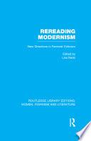 Rereading Modernism