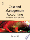 Cost and Management Accounting  Fundamentals and its Applications