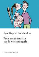 illustration Petit essai assassin sur la vie conjugale