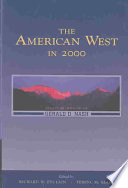 The American West in 2000