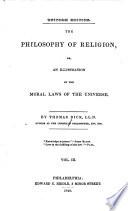 The philosphy of religion