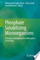 Phosphate Solubilizing Microorganisms