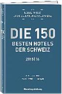 Hotelrating Schweiz 2015/16