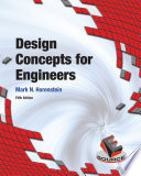 Design Concepts For Engineers : not include any media, website...