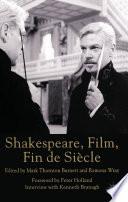 Shakespeare Film Fin De Siecle