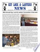 Key Lock   Lantern News Issue 2