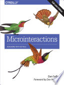 Microinteractions  Full Color Edition