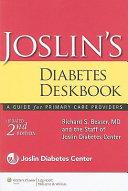 Joslin s Diabetes Deskbook